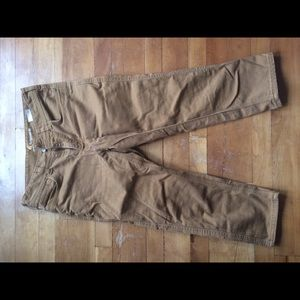 Carhartt crop pants